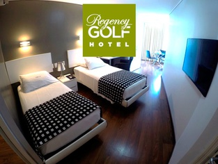 WINTER SALE 50% OFF Regency Golf Hotel Urbano en Montevideo