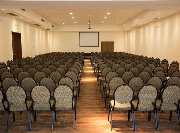 Sala de eventos Regency Way Montevideo Hotel en Montevideo