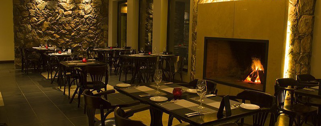 Restaurante Regency Park Hotel + Spa en Montevideo